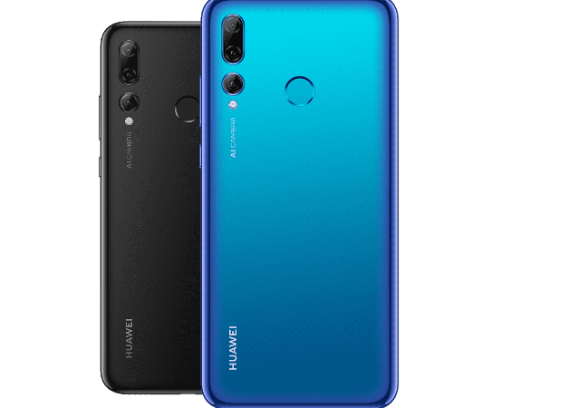 Huawei P Smart+ (2019) With 24 MP Ultra Wide Triple AI Camera