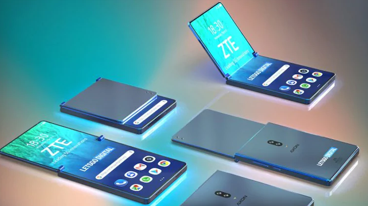 ZTE is Coming Out with a great Design Smartphone