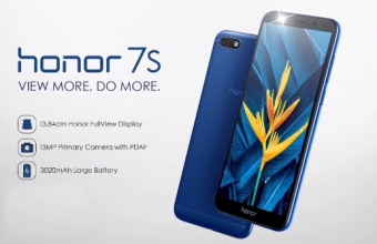 Honor 7s Price, Feature, Review, Specs & Specifications