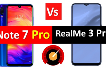 Realme 3 Pro vs Redmi Note 7 Pro: Price, Specification & Review