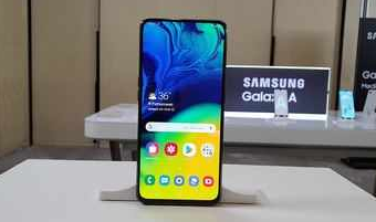 Samsung Galaxy A80 Features, Specs, Review & News