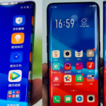 """Oppo """"Waterfall Screen"""" Display Images Revealed Launch News"""