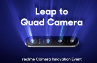 Realme 5 Series Quad Rear Camera Phone Launch India August 20