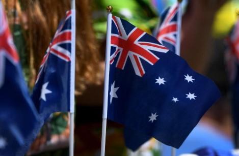 Australia National flag day 2019