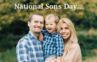 National Sons Day – 29 September Happy National Son Day 2019