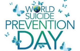 World Suicide Prevention Day – 10th September World Suicide Prevention Day 2019