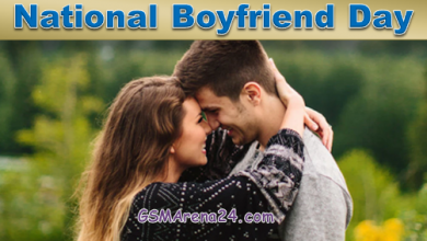 National Boyfriend Day 2020