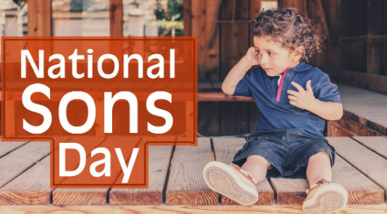 Happy National Sons Day Quotes 2020