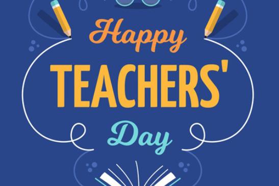 Happy World Teacher Day 2020 Pic