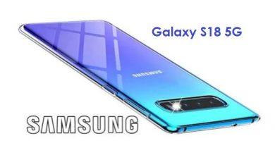 Samsung Galaxy S18 5G