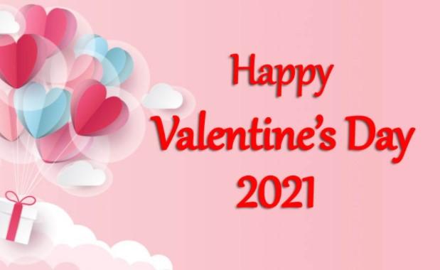 Valentines Day 2021 SMS