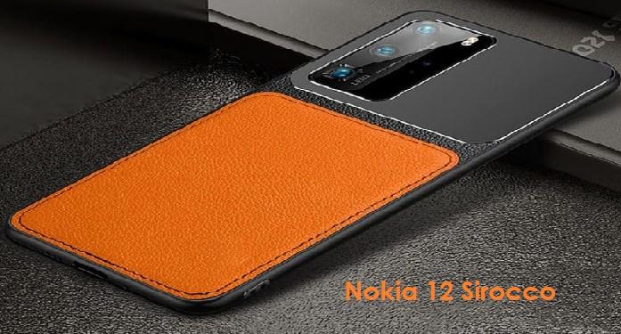 Nokia 12 Sirocco