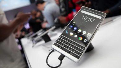 Blackberry Curve 5G